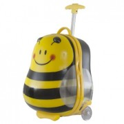 Bee Multicolour children luggage