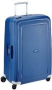 Blue Samsonite Suitcase