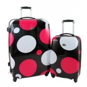 Bubble Suitcase Set