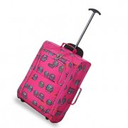 Carry On Wheeled Travel Trolley Bag
