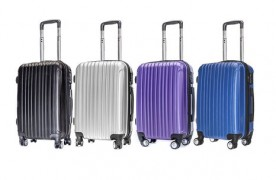English Laundry Carry on ABS Trolley Case