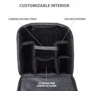Gear Backpack Camera