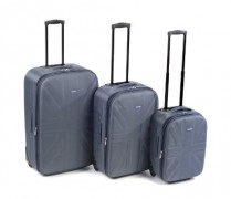 Grey Luggage Set