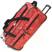 Jeep Wheeled Luggage Bag