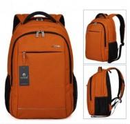Orange travel Backpack