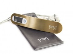 Travi Blue Digital Luggage Scale