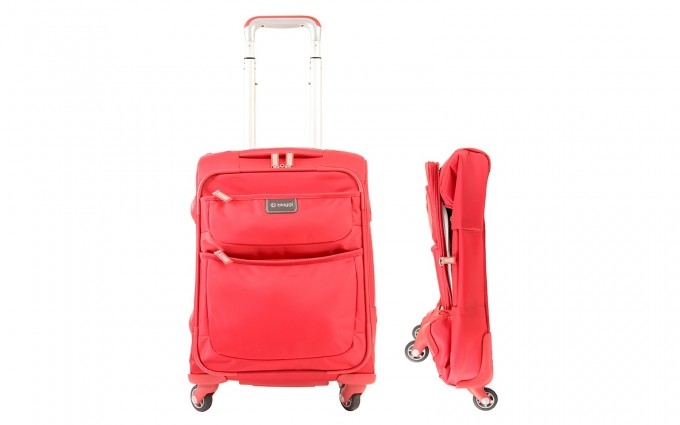 The best and lightest carry on luggage