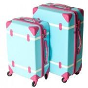 Antique Style Suitcase Luggage