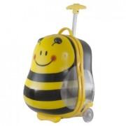 Bee Multicolour children luggage