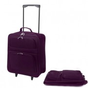 Folding Cabin Hand Luggage Suitcase Bags
