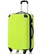 Green Travel Luggage Suitcase