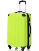 Green Travel Luggage Suitcase