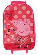 Peppa Pig Rocks Wheeled Bag