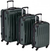 Set of 3 Hard-Side Luggages